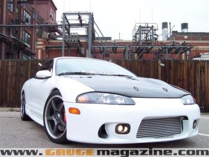 GaugeMagazine Suderman  Mitsubishi Eclipse 002