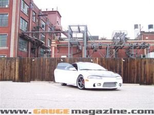 GaugeMagazine Suderman  Mitsubishi Eclipse 006