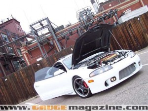 GaugeMagazine Suderman  Mitsubishi Eclipse 011