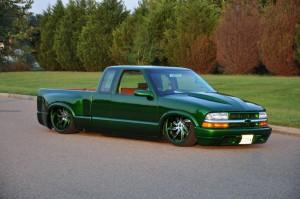 Josh Molina 2000 Chevrolet S 10 Gauge Magazine