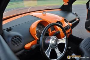 2000 vw beetle custom gauge magazine - 2000 vw beetle interior door handle ...