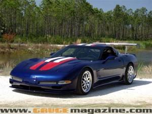 GaugeMagazine 2001 Corvette C5R 018