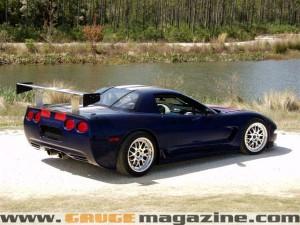 GaugeMagazine 2001 Corvette C5R 022