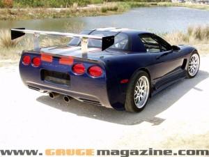 GaugeMagazine 2001 Corvette C5R 025