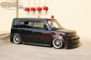 2004 Scion Xb Custom Gauge Magazine