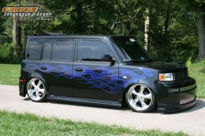 2005 Scion Xb Custom Gauge Magazine