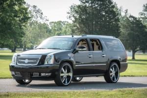 Escalade GM -7