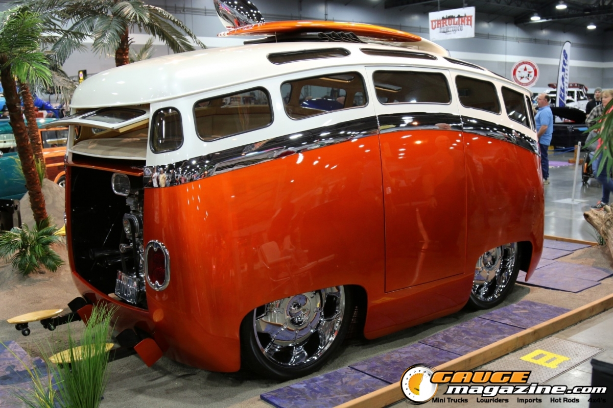 crazy vw bus