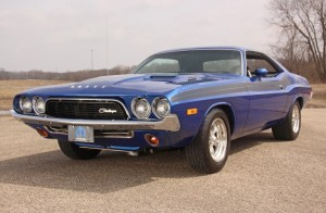 1973 Dodge Challenger RT (2)