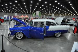 Th Annual Carl Casper Show Held At The Kentucky Expo Center - Louisville car show