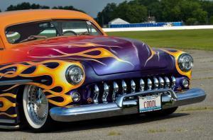 1951 Mercury Custom Owned By Dennis And Nancy Sullivan