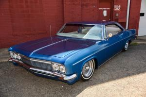 1966 Chevrolet Impala owned by Eric Ritz