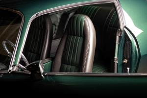 Green 1971 Chevy Camaro Z28 (12)