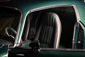 Green 1971 Chevy Camaro Z28 (13)