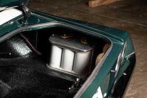Green 1971 Chevy Camaro Z28 (14)