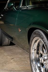Green 1971 Chevy Camaro Z28 (17)