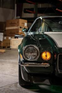 Green 1971 Chevy Camaro Z28 (19)