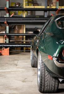 Green 1971 Chevy Camaro Z28 (27)