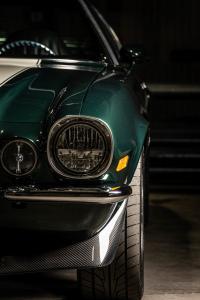 Green 1971 Chevy Camaro Z28 (28)