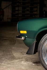 Green 1971 Chevy Camaro Z28 (30)