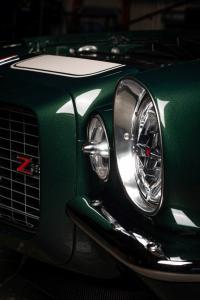 Green 1971 Chevy Camaro Z28 (4)