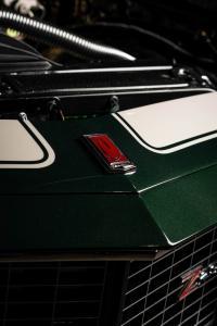 Green 1971 Chevy Camaro Z28 (6)