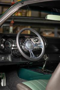 Green 1971 Chevy Camaro Z28 (8)