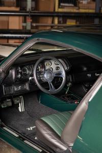 Green 1971 Chevy Camaro Z28 (9)